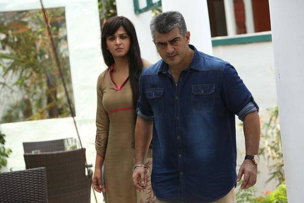 Ajith 55th Movie Stills