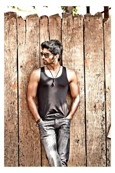 Atharvaa Latest Photoshoot