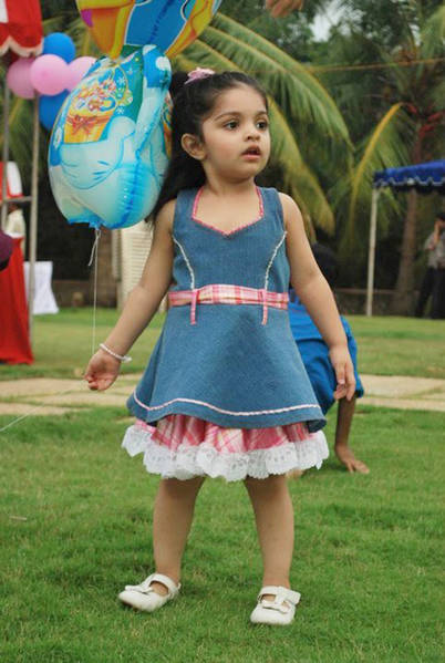 Actor Ajith's Daughter