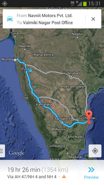 Ajith Kumar Trip From Pune To Chennai In BMW K 1300 S Bike