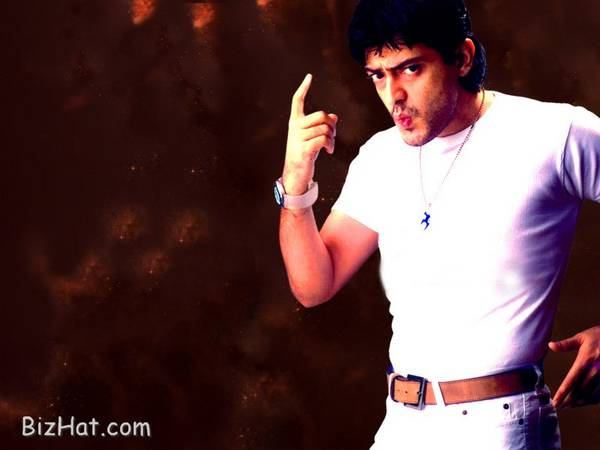 Tamil Film Actor Ajith