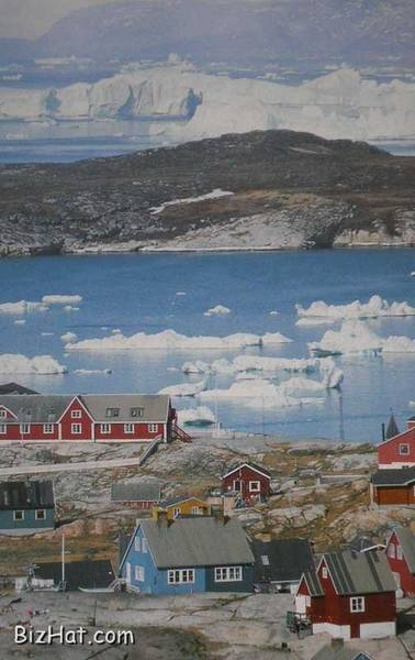 Huts of the Init Greenland