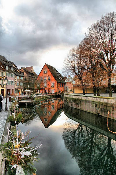 Colmar, Most beautiful city in Europe