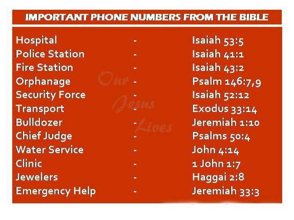 important_phone_numbers_in_Bible